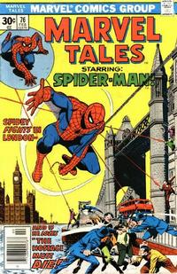 Cover Thumbnail for Marvel Tales (Marvel, 1966 series) #76
