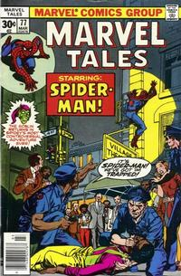 Cover Thumbnail for Marvel Tales (Marvel, 1966 series) #77