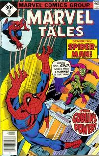 Cover Thumbnail for Marvel Tales (Marvel, 1966 series) #79