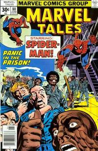 Cover Thumbnail for Marvel Tales (Marvel, 1966 series) #80 [30¢ Cover Price]