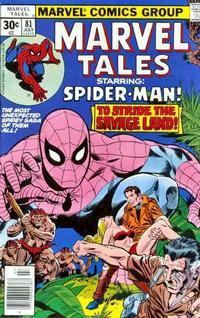 Cover Thumbnail for Marvel Tales (Marvel, 1966 series) #81 [30¢ Cover Price]
