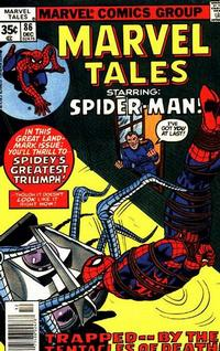 Cover Thumbnail for Marvel Tales (Marvel, 1966 series) #86