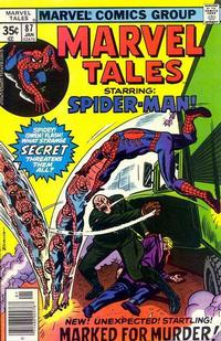 Cover Thumbnail for Marvel Tales (Marvel, 1966 series) #87
