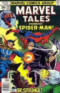 Cover Thumbnail for Marvel Tales (Marvel, 1966 series) #88