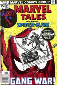 Cover Thumbnail for Marvel Tales (Marvel, 1966 series) #92