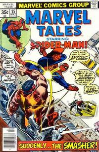 Cover Thumbnail for Marvel Tales (Marvel, 1966 series) #95 [Regular Edition]