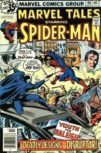 Cover for Marvel Tales (Marvel, 1966 series) #96 [Regular Edition]
