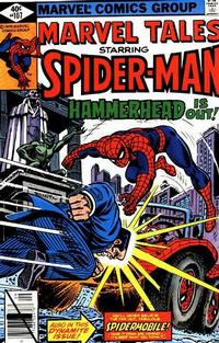 Cover Thumbnail for Marvel Tales (Marvel, 1966 series) #107 [Direct]
