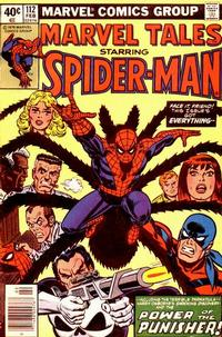 Cover Thumbnail for Marvel Tales (Marvel, 1966 series) #112