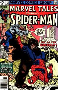 Cover Thumbnail for Marvel Tales (Marvel, 1966 series) #116