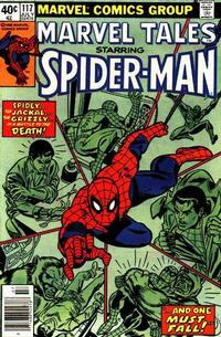 Cover Thumbnail for Marvel Tales (Marvel, 1966 series) #117 [Newsstand]