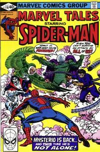 Cover Thumbnail for Marvel Tales (Marvel, 1966 series) #118 [Direct]