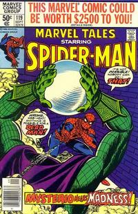 Cover Thumbnail for Marvel Tales (Marvel, 1966 series) #119