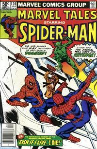 Cover Thumbnail for Marvel Tales (Marvel, 1966 series) #126