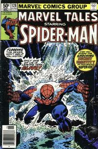 Cover Thumbnail for Marvel Tales (Marvel, 1966 series) #128