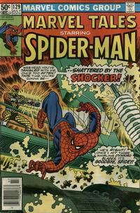 Cover for Marvel Tales (Marvel, 1966 series) #129