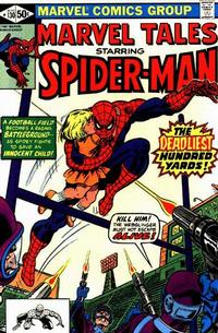 Cover Thumbnail for Marvel Tales (Marvel, 1966 series) #130 [Direct]
