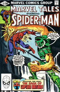 Cover Thumbnail for Marvel Tales (Marvel, 1966 series) #131 [Direct]