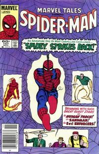 Cover Thumbnail for Marvel Tales (Marvel, 1966 series) #157