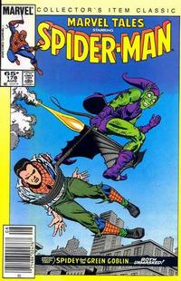 Cover Thumbnail for Marvel Tales (Marvel, 1966 series) #178