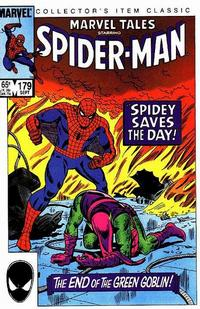 Cover Thumbnail for Marvel Tales (Marvel, 1966 series) #179