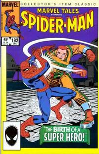 Cover Thumbnail for Marvel Tales (Marvel, 1966 series) #182