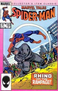 Cover Thumbnail for Marvel Tales (Marvel, 1966 series) #183