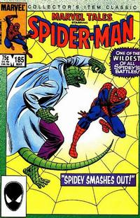 Cover Thumbnail for Marvel Tales (Marvel, 1966 series) #185 [Direct]