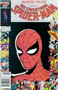 Cover Thumbnail for Marvel Tales (Marvel, 1966 series) #193 [Newsstand Edition]