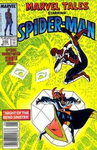 Cover Thumbnail for Marvel Tales (Marvel, 1966 series) #200 [Newsstand]