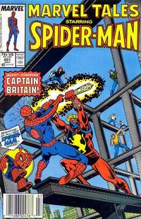 Cover Thumbnail for Marvel Tales (Marvel, 1966 series) #201 [Newsstand]