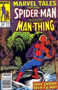Cover Thumbnail for Marvel Tales (Marvel, 1966 series) #204