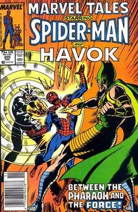 Cover Thumbnail for Marvel Tales (Marvel, 1966 series) #205 [Newsstand]