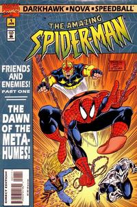 Cover Thumbnail for Spider-Man: Friends and Enemies (Marvel, 1995 series) #1