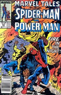 Cover Thumbnail for Marvel Tales (Marvel, 1966 series) #207
