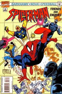 Cover Thumbnail for Spider-Man: Friends and Enemies (Marvel, 1995 series) #3