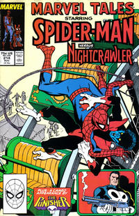 Cover Thumbnail for Marvel Tales (Marvel, 1966 series) #214 [Direct Edition]