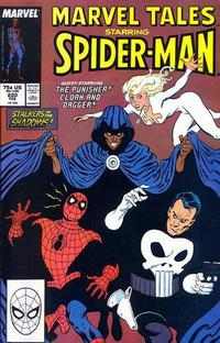 Cover Thumbnail for Marvel Tales (Marvel, 1966 series) #220 [Direct Edition]