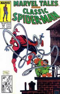 Cover Thumbnail for Marvel Tales (Marvel, 1966 series) #224 [Direct]