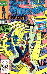 Cover Thumbnail for Marvel Tales (Marvel, 1966 series) #240 [Direct]