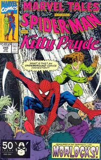 Cover Thumbnail for Marvel Tales (Marvel, 1966 series) #245 [Direct Edition]