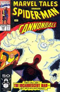 Cover Thumbnail for Marvel Tales (Marvel, 1966 series) #246 [Direct Edition]