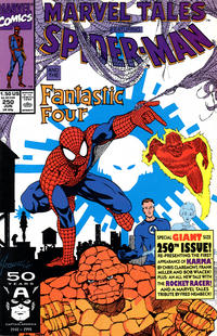 Cover Thumbnail for Marvel Tales (Marvel, 1966 series) #250 [Direct Edition]
