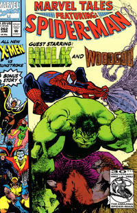 Cover Thumbnail for Marvel Tales (Marvel, 1966 series) #262