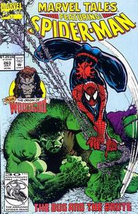 Cover Thumbnail for Marvel Tales (Marvel, 1966 series) #263