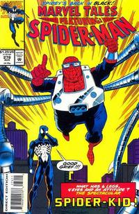 Cover Thumbnail for Marvel Tales (Marvel, 1966 series) #276 [Direct Edition]