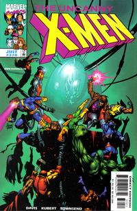 Cover Thumbnail for The Uncanny X-Men (Marvel, 1981 series) #370 [Direct Edition]