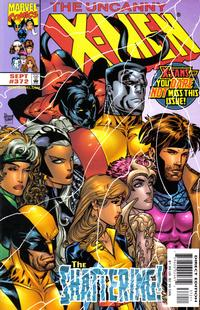 Cover Thumbnail for The Uncanny X-Men (Marvel, 1981 series) #372 [Direct Edition]