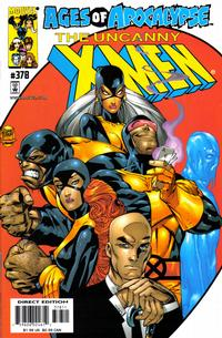Cover Thumbnail for The Uncanny X-Men (Marvel, 1981 series) #378 [Direct Edition]