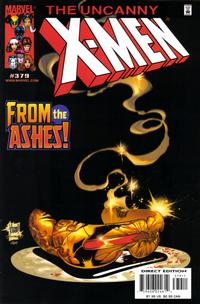 Cover Thumbnail for The Uncanny X-Men (Marvel, 1981 series) #379 [Direct Edition]